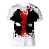 Splatter Pool Sublimation Unisex T-Shirt - trendninjas