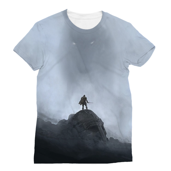 Fenrir Sublimation T-Shirt - trendninjas