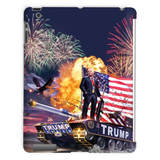 Donald Trump - Gold Plated Tablet Case