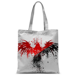 Abstract Eagle Design Tote Bag