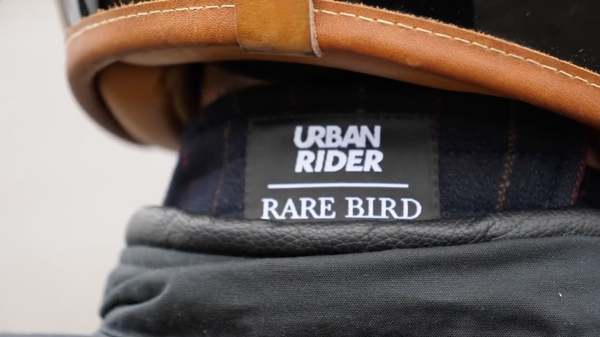 Rare Bird London X Urban Rider Collaboration