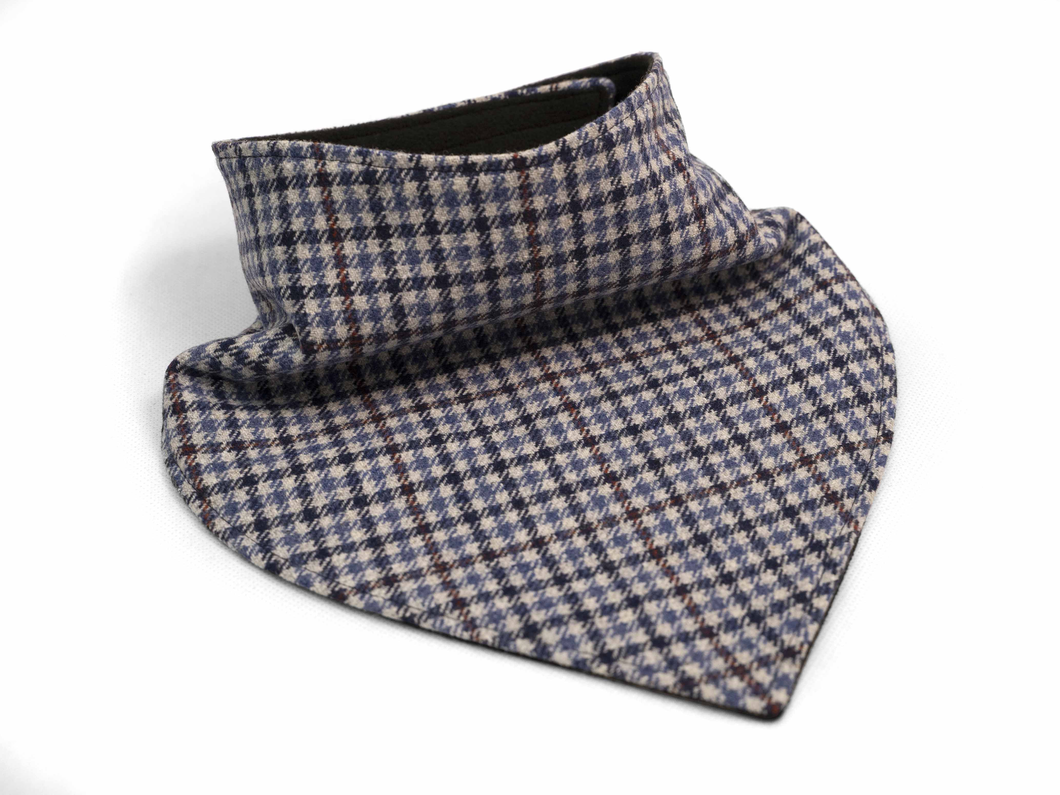 Heritage Houndstooth Neck Warmer