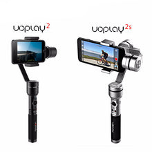 3 Axis Steady Gimbal Stabilizer for iPhone 7 and 7 Plus GoPro Hero 3 4 5 Sports Action Camera
