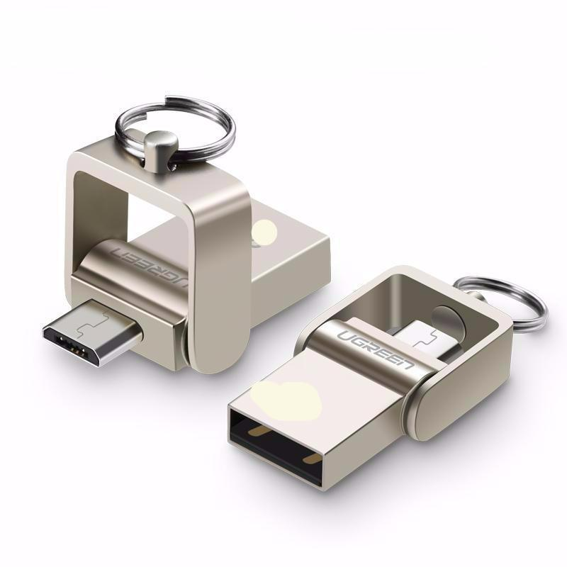 Ugreen USB Flash Drive, Pendrive High Speed USB Memory Stick pen Drive Real Capacity 16GB USB Flash