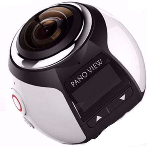 360 Degree Video Wifi Sport Driving Action Camera