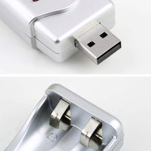 USB Charger for AA/AAA Rechargeable Battery