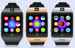 Bluetooth smart watch SIM GSM Video camera Support Android/IOS Mobile phone