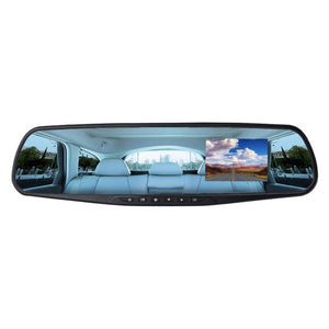 Car-styling Full HD  Auto Car Rearview Mirrors Camera Video Recorder Dash Cam