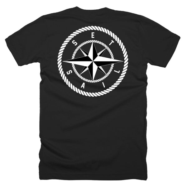 Black Compass T Shirt