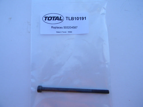 TLB10191 SCREW, MUFFLER Jonsered 2141, 2145, 2145 S, 2149, 2150, 2152, 2153, Husqvarna 340, 345, 346, 350, 351, 353 OEM = 503-204587