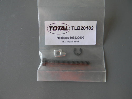 TLB20182 CHAIN ADJUSTMENT KIT :JONSERED 370, 380, 590, 920, 2041, 2045, 2050 HUSQVARNA 33, 38, 40, 45, 49 *KIT=1-EA. 505-230902 SCREW, 735-310920 WASHER & 505-267895 PIN