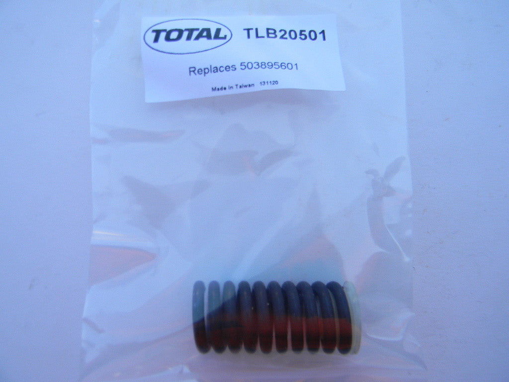 TLB20501 MOUNT SPRING : Jonered 2063, 2163 ,2065, 2165, 2166, 2071, 2171, 2172 Husqvarna 362, 365, 371, 372 OEM = 503-895601, 503-895602