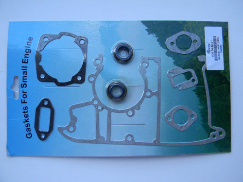 THH40650 Gasket Set with Seals - PARTNER / HUSQVARNA K650, K700  506-348801