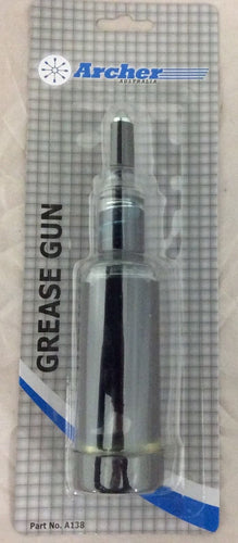A138 Chainsaw Grease Gun WITH GREASE replaces Oregon 26365 Prolongs Bar & Chain Life