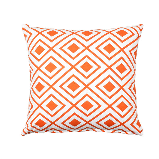 Lotzi Orange Throw Pillow Cover Decorative Pillows Accent Cool Orange Decorative Pillows For Couch