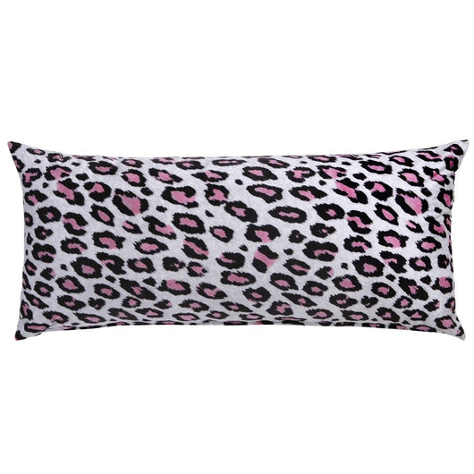 Pink Leopard Body Pillow Cover Maternity Pillows Pregnancy Extraordinary Microfiber Body Pillow Cover