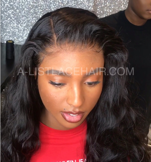 Instagram Glueless Lace Wigs