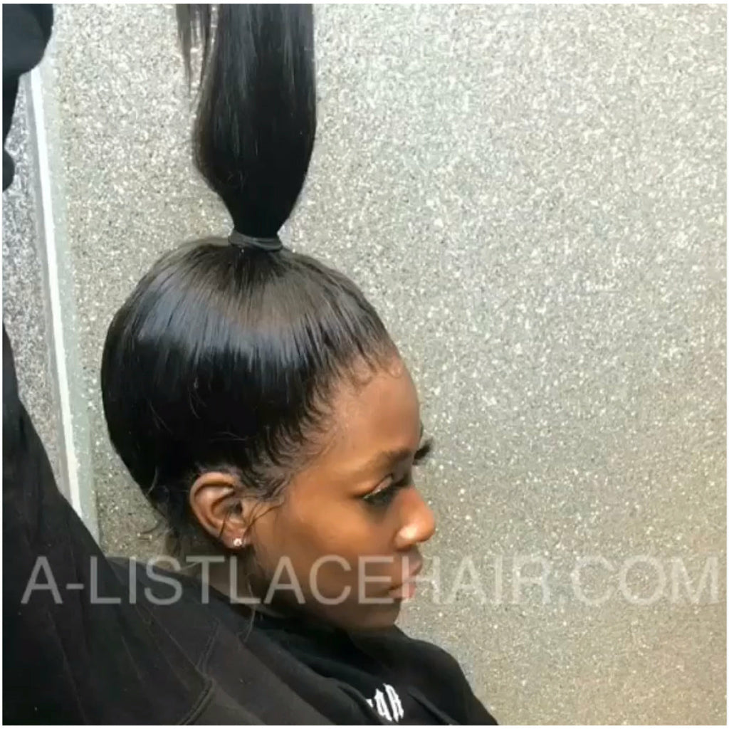 The JOSÉ Unit - Glueless Lace Wig Straight JOSE