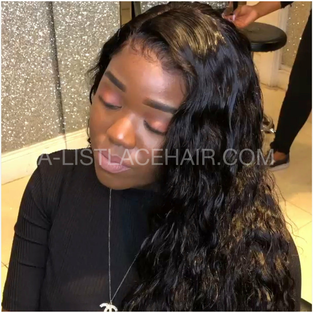 The NANA Unit - Glueless Lace Wig - Ocean Wave