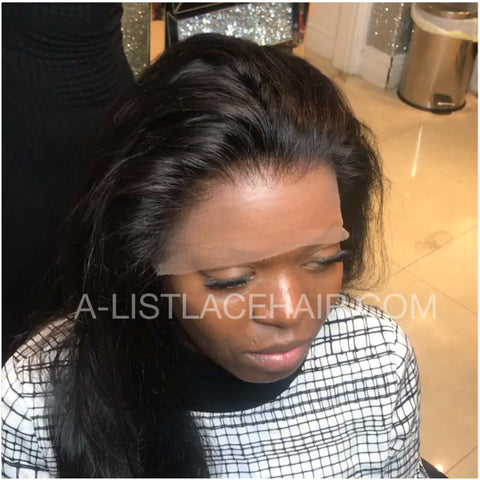 The SHADE Unit - Glueless Full Lace Wig Straight
