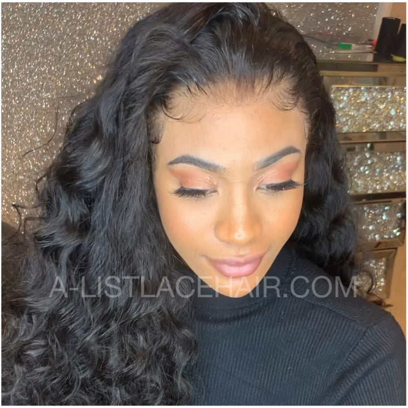 The TAYLOR Unit - Glueless Lace Wig - Island Wave