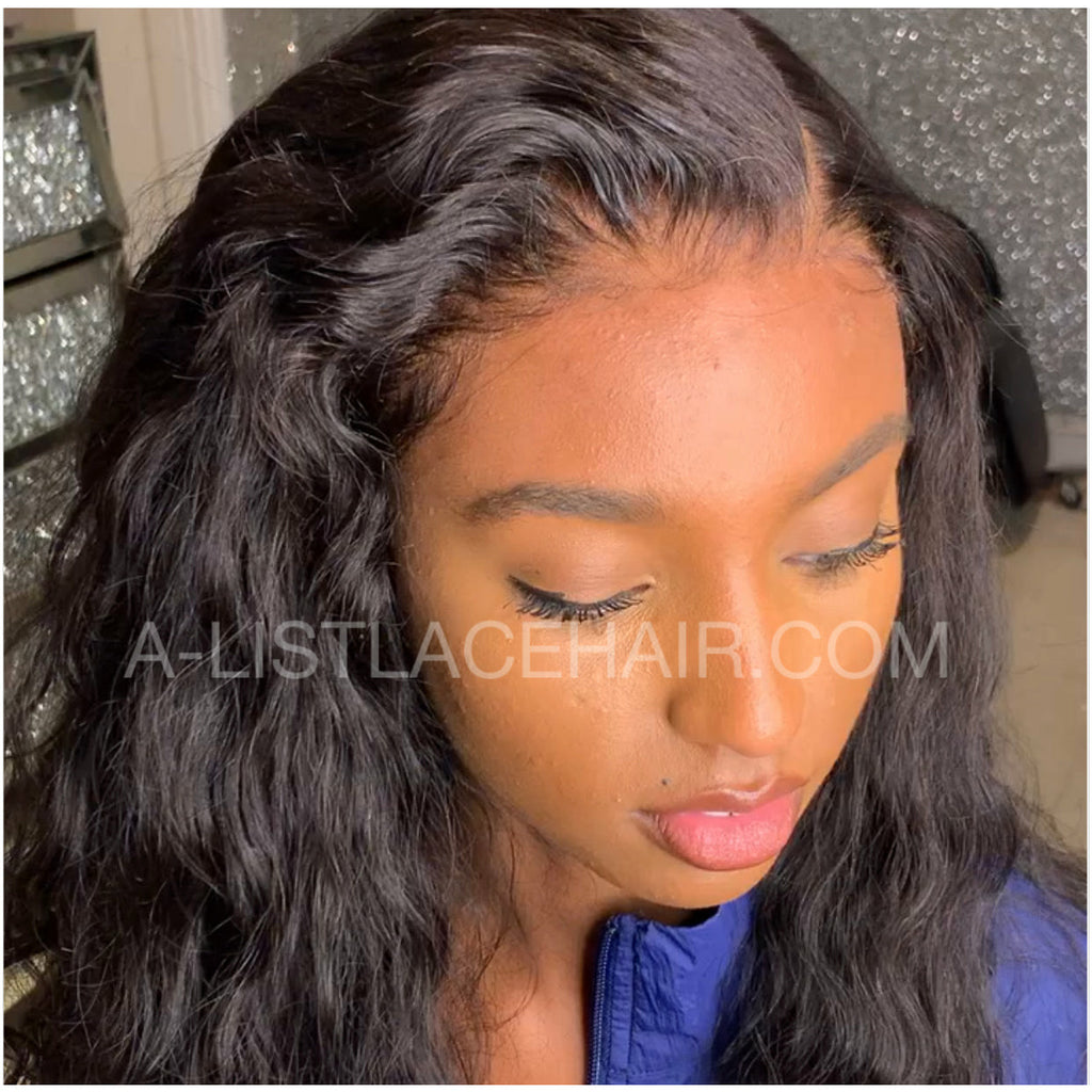 The MAY - Glueless Lace Wig Ocean Wave