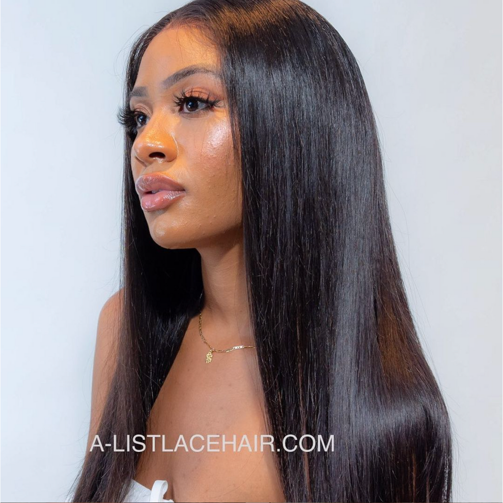 The NAOMI Unit - Glueless Lace Wig Straight