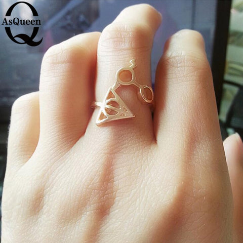 Harry Potter Eye Ring