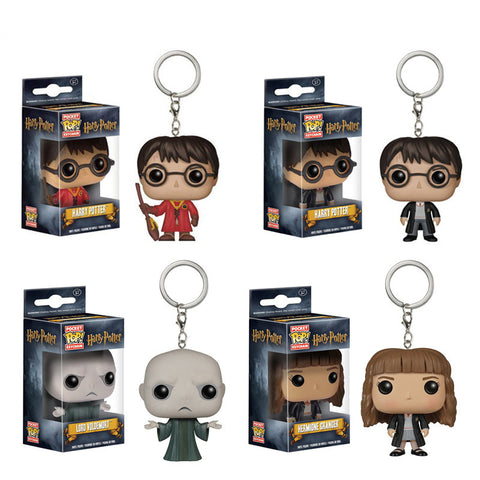 Funko Pop Keychain Collection
