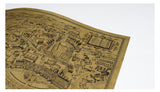 Harry Potter Vintage Map 70.5x26.5cm