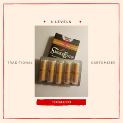 Tobacco Flavored 5-Pack (Southern Blend)