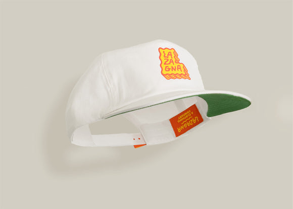 Lazagna Clothing Brand Logo Hat