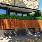 English Box Bushy - Artificial Garden Screen