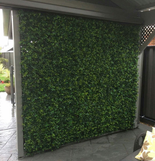 Ivy Trio - Artificial Garden Screen