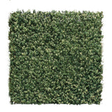 Hedge Panel - Bush White - Artificial Garden Screen
