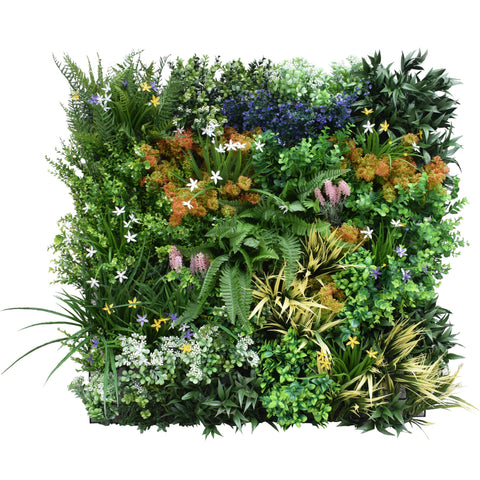 Hedge Panel - Confetti - Hand Crafted Vertical Garden