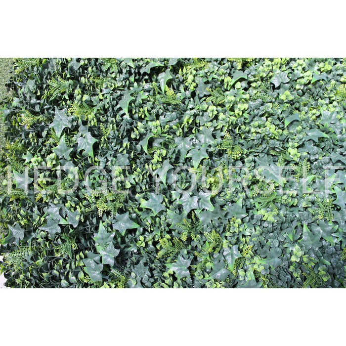 Hedge Panel - Ivy Trio - Artificial Garden Screen