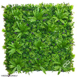 Hedge Panel - Lavender Bliss - Artificial Vertical Garden
