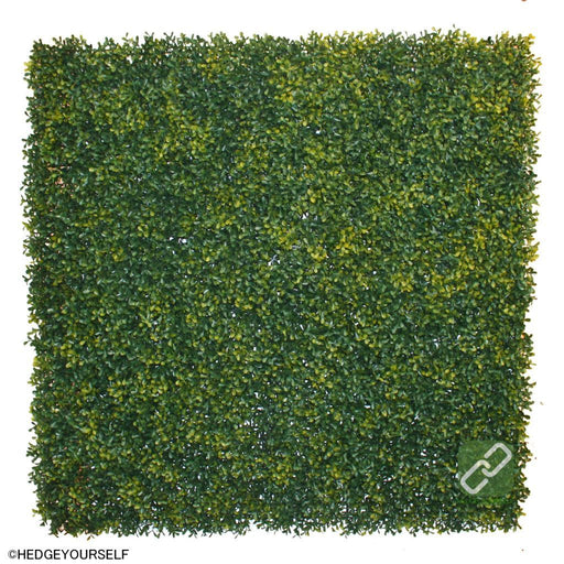 Hedge Panel - Natural Hedge - Artificial Garden Screen