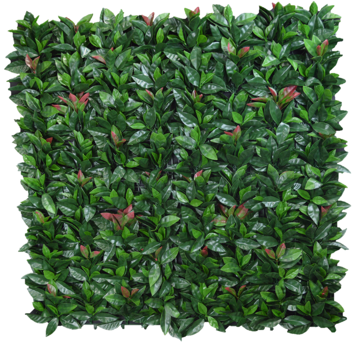 *New* Red Robyn Hedge - Artificial Garden Hedge Screen