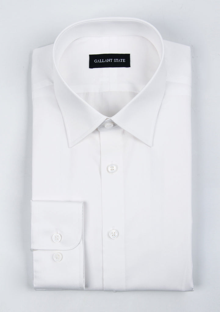 Gregory - Slim Fit Dress Shirt Gallant State