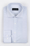 Mentone White - Slim Fit Dress Shirt Gallant State