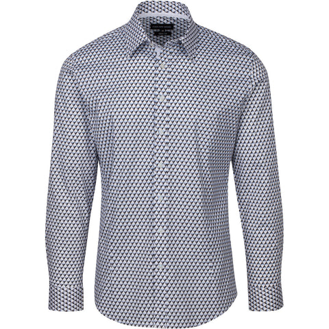 Spencer - Slim Fit Dress Shirt Gallant State