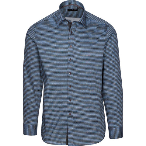 Hamilton - Slim Fit Dress Shirt Gallant State