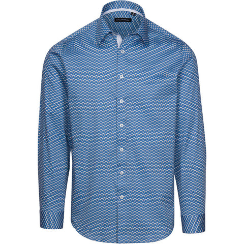 Portsea - Slim Fit Dress Shirt Gallant State