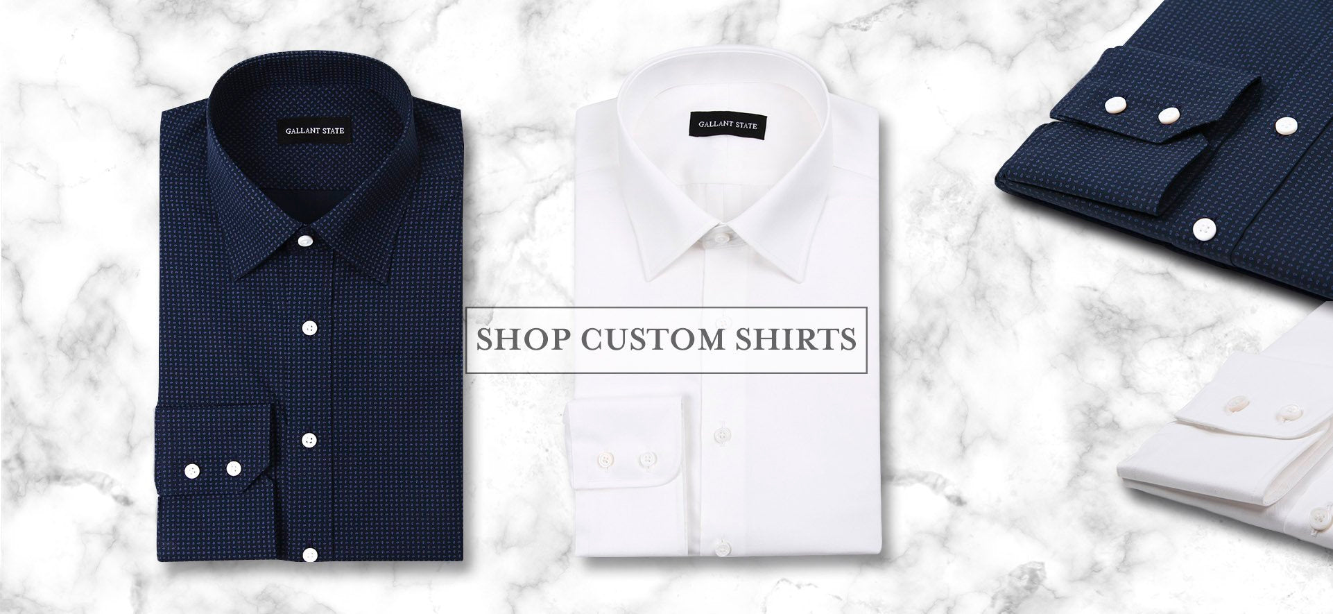 Gallant State Custom Shirts - Make Your Shirt