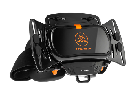 Mobile Virtual Reality Headset - Freefly VR Beyond