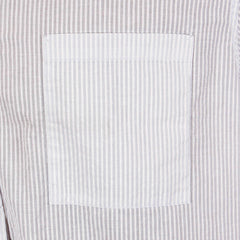 CP Company mens white and grey Shirt - Kitmeout