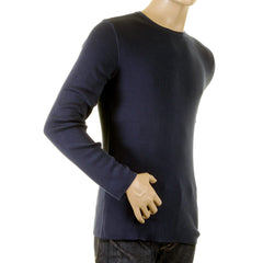 Armani Jeans navy blue jumper made in Italy