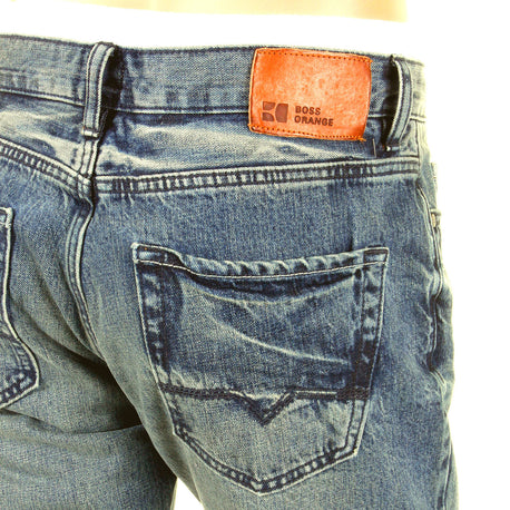 Hugo Boss Orange Label men's HB25 denim jeans